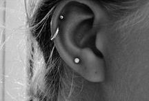 Ear Candy / Studs, singles, climbers, ear jackets, and and ear cuffs make an amazing little gift or purchase for yourself that can be worn year round.