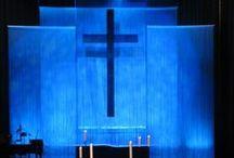 Church - stage design