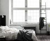 Bedroom Inspiration - Scandinavian Style