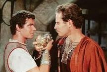 Ben-Hur / Pins related to the best-selling novel of the 19th Century as well as the three films based on the novel. #BenHur #CharltonHeston #LewWallace