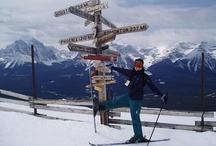 Where to Ski this winter! / by Cotswold Outdoor