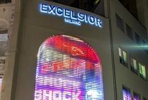 G-SHOCK @ Excelsior Store - Milano / Party in grande stile all'Excelsior di Milano per aprire i festeggiamenti dei nostri 30 anni.