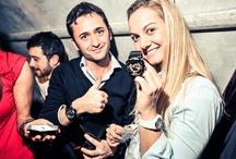 G-SHOCK @ La Maison - Roma 6 dicembre 2012 / Il Tour G-Shock apre le danze nel club più esclusivo della Capitale