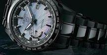 Astron / Seiko Astron - the world's first GPS Solar Watch