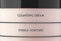 Spring Cleaning  / Cleansing is the essential first step in any skin care regiment. Choose from liquid, foaming, milky and gel cleansers to clear away the day's impurities and prepare your skin for nighttime care.  / by Merle Norman Cosmetics Inc