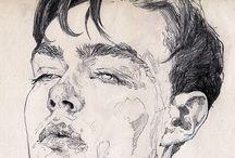 Artwork & illustration / by Ellie Flude