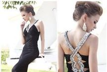 BLACK EVENING DRESSES / KINDLY PIN ** BLACK EVENING DRESS ONLY ** INVITE MORE FRIENDS TO PIN :) HAVE FUN! THANK YOU!