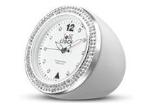 Lolliclock Crystal Watch & Rock