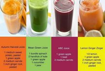 Smoothies, juicing, clean eating and vegetarian recipes i LOVE....