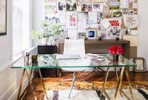 Spaces: Office / by candelles