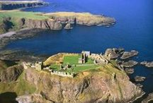 Stunning destinations UK/Ireland / Outstanding landscapes & landmarks from the obscure to the obvious!