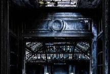 廃墟・工場[Ruins・Factory]