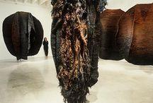ARTIST[Abakanowicz] / Magdalena Abakanowicz:work collection