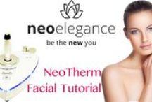 Neo Elegance Skin Innovations / skin; skin care; anti-aging; anti-wrinkle; beauty; beauty devices; facial; moisturizer