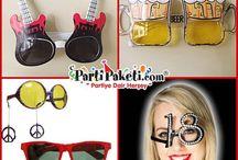 Parti Gözlükleri / En havalı Parti Gözlükleri PartiPaketi mağazaları ve www.partipaketi.com da! http://bit.ly/1k9ZAxc