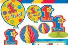 1 Yaş Doğum Günü Fikirleri