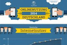 Infografik Design / Hier findet ihr Infografiken von mir. Mehr auf kopfundstift.de