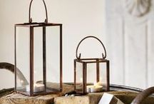 Autumn/Winter Home Inspiration / Home trends for autumn/winter 2014.