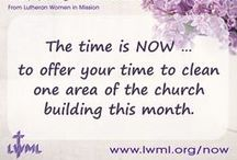 The Time is NOW / Timely tips on ways you can strengthen your faith and share the good news of Christ with others.