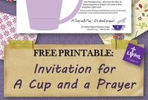 LWML Crafts and Printables / Enjoy these FREE printable crafts and activities to make on your own or in a group.