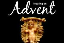 Focusing on Advent / A series of daily social media posts to remind us that Advent is the time to wait with repentent hearts - patiently, expectantly, joyfully - for Christ's return in glory.  www.lwml.org/social