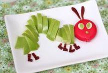 Moeilijke eters / Tips voor kleine en moeilijke eters.