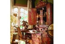 Chinoiserie chic design ideas