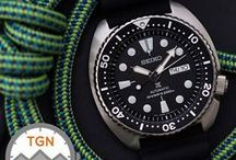 Seiko In the News / What horologists, watch enthusiasts and the press have to say about Seiko.