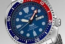 Dive / Dive Watches from Seiko, celebrating 50 Years of Seiko Divers.