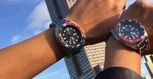 Prospex / Seiko Prospex - serious watches for serious sports. Dive and Aviation watches.