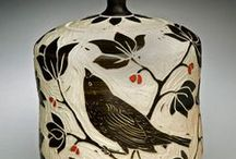NV Sgraffito pottery