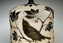 NV Sgraffito pottery