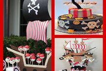 Erkek Çocuk Parti Temaları / Erkek çocuk  doğum günü partileri için temalar, parti malzemelri, kostümler, balonlar, hediyelikler, oyunlar