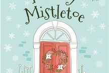 "Book | Merry Mistletoe / ""It's magical stuff mistletoe, but then I expect you know that."""