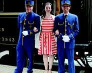 Hospitality Uniforms / Collection of inspiration for hospitality uniform design