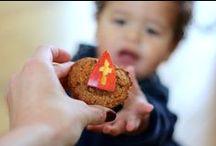 Sinterklaas / Leuke gezonde recepten voor sinterklaas