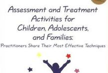 Counselling ideas - children & teens / therapy and counselling ideas and activities based mainly around school aged children.