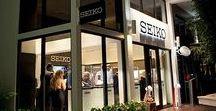Miami Boutique / The Seiko Boutique in the Miami Design District features Seiko's luxury collections such as Grand Seiko, Credor, Astron and Prospex.