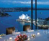 Manzarası Harika Restoranlar / Bu günkü menümüzde dünyanın dört bir yanından manzaralarıyla nefes kesen harika restoranlar var.