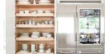 Inspiration | Kitchen Storage