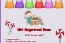 Gingerbread Ideas for Kids / The ULTIMATE Gingerbread Ideas for Kids board! Run Run as Fast as You Can! We have all the cutest Gingerbread Crafts, Recipes, Activities & More! It just wouldn't be Christmas without Gingerbread!