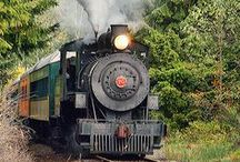 TRAINS / All Kinds Of Train Pics Here / by Harley Trikker 5547