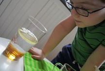 Science at Home / Hands-on science activities that you can do after your visit to the Lancaster Science Factory!