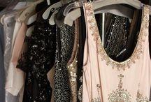 Fashion Glam  / M Y  C L O S E T   / by Sophia S.