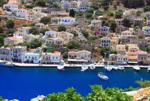 ❤BEAUTIFUL GREECE❤ / A Picture Tour Of My Homeland / by Harley Trikker 5547