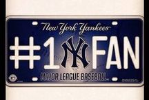 NEW YORK YANKEES !!! / Dedicated to the BEST team in baseball!! / by Harley Trikker 5547