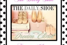 ♥ THE DAILY SHOE Dream Closet ♥ / My Board for The Daily Shoe #dreamcloset Contest