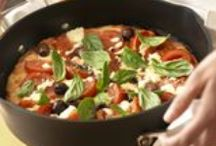 Saute Pan Creations / Recipes and Meals made with The Chefs Toolbox Saute Pan.