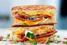 Sandwich Ideas / The ULTIMATE Sandwich Idea Board. More sandwich ideas that you can prepare in a year! Enjoy these yummy sandwich ideas!
