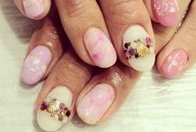 Nails 2 / beautiful, cute, cool, classy nail art collection / by hippie